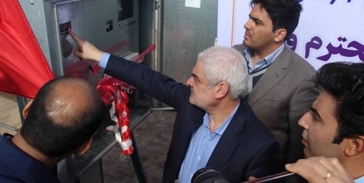 افتتاح 4 طرح صنعتی و معدنی در سیرجان با حضور معاون وزیر صمت