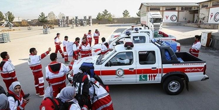 آمادهباش ۸۴ تیم امدادی و عملیاتی در خراسانجنوبی