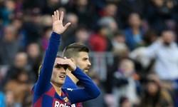 توصیه هواداران بارسلونا به ستین در مورد گریژمان