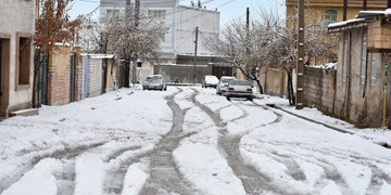 جزئیات کاهش دما در کشور تا سهشنبه آینده/کولاک برف در جادههای کوهستانی