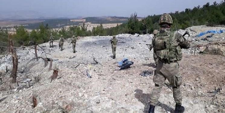 کشتههای ترکیه در ادلب سوریه طی یک هفته به ۳ نفر رسید