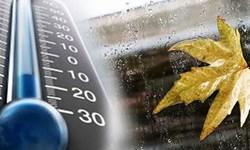 کاهش  ۷ درجهای دما در اردبیل