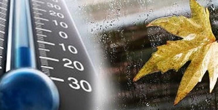کاهش نسبی دمای هوای اردبیل تا روز جمعه