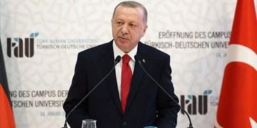 اردوغان: پناهندگان به صورت آزادانه ترکیه را ترک میکنند