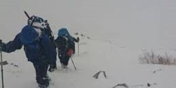 4 کوهنورد البرزی در ارتفاعات دماوند از مرگ نجات یافتند