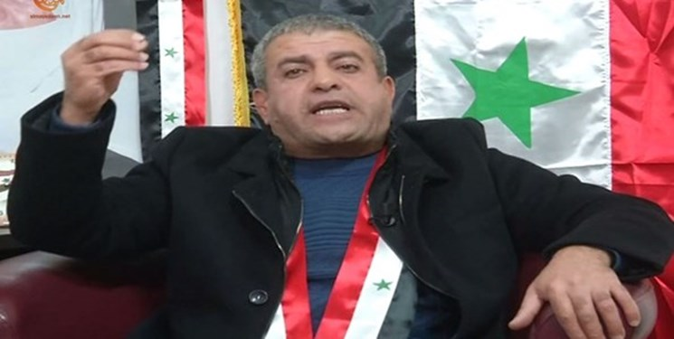 اسیر سوری: تلآویو از تروریستها در سوریه حمایت تسلیحاتی میکند