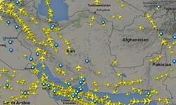3 دسته بسته تشویقی ایران برای پروازهای عبوری از فضای کشور