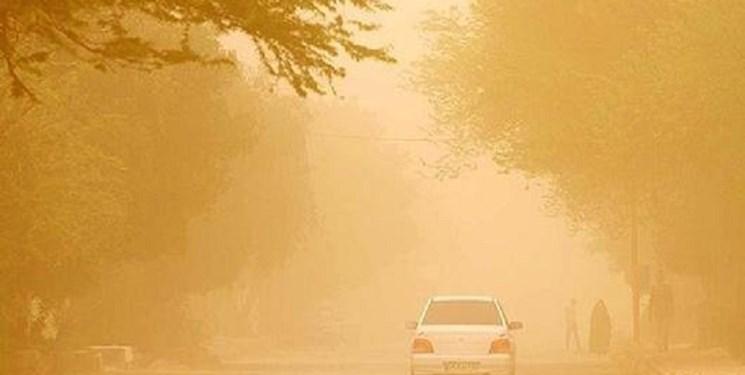 تعطیلی کلیه ادارات و بانکهای خوزستان به علت گرد و خاک