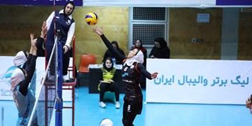 لیگ برتر والیبال بانوان| برد راحت پیکان مقابل ستارگان فارس