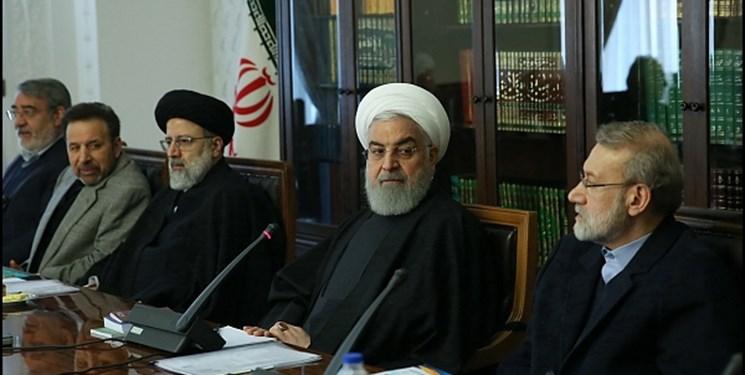 روحانی: لاریجانی همچون گذشته در دیگر عرصههای نظام فعال خواهد بود