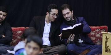 تلاوت فردی و خزایی در محفل قرآنی نفحات+عکس و صوت