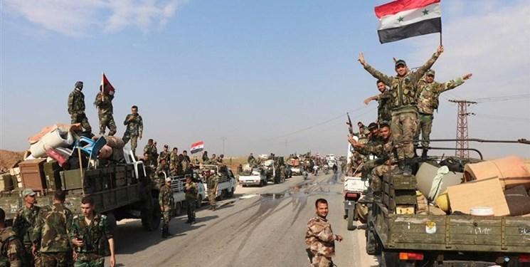 ارتش سوریه به دروازه شرقی شهر «معره النعمان» ادلب رسید