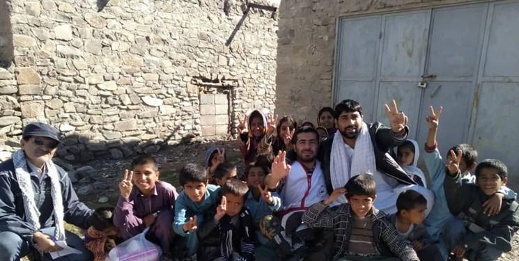 سیلی که از اصفهان روانه سیستان و بلوچستان شد؛ این بار با چاشنی مهربانی در «آهوران چانف»
