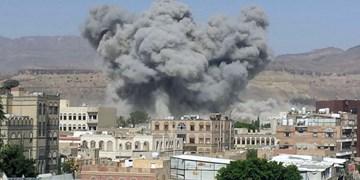 تشدید حملات هوایی ائتلاف سعودی در یمن