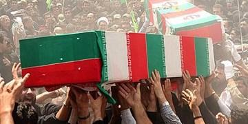 شهید «اصغر بربری» در خیرآباد ورامین تشییع شد