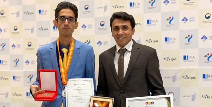 اختراع سامانه هوشمندسازی حمل پول و اسناد/کسب مدال نقره جهان در مسابقات بینالمللی مخترعین دنیا