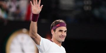 فدرر تا چه زمانی تنیس بازی میکند؟