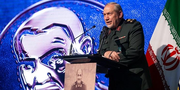 ناگفتههای سرلشکر صفوی از حضور فرزندان مقام معظم رهبری در جبههها