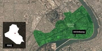 شنیده شدن صدای شلیک راکت در پایتخت عراق
