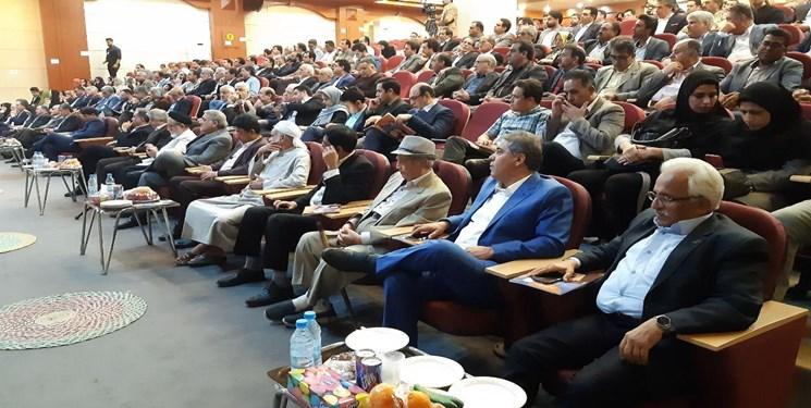 شب فرهنگی و اقتصادی هرمزگان و یزد| امضای تفاهمنامه ساخت دهکده گردشگری سلامت +عکس