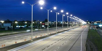 نقاط تاریک آزادراه تبریز- زنجان روشن میشود