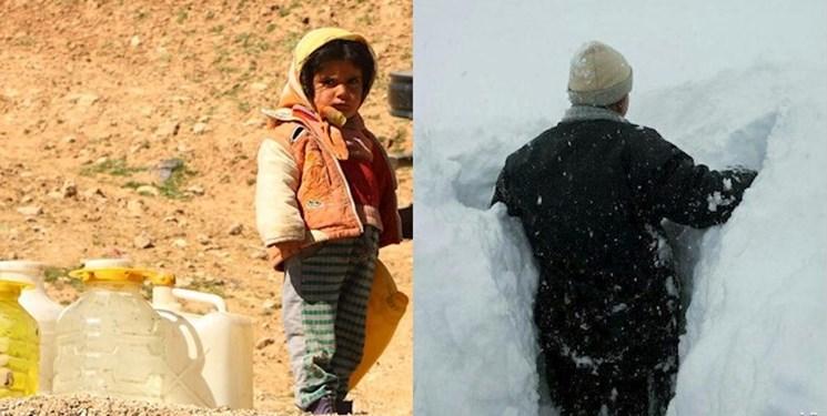 گذر از تونلهای برفی و رسیدن به وحشت خشکسالی/ روایتی از تغییر اقلیم در بام ایران