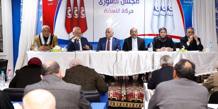 «النهضه» تونس خواستار آمادگی برای برگزاری انتخابات زودهنگام پارلمان شد