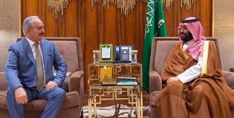 لیبی | افزایش حمایت عربستان از «خلیفه حفتر» از بیم ترکیه