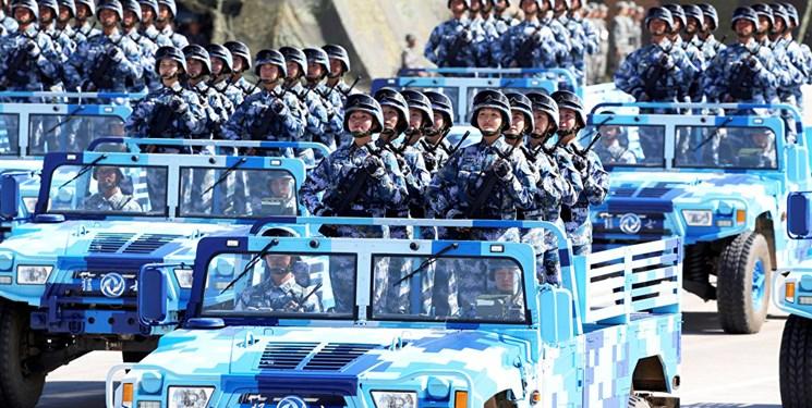 چین دومین تولید کننده بزرگ تسلیحات جهان شد