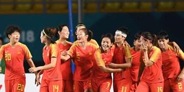 برنامه مسابقه انتخابی المپیک فوتبال زنان تغییر می کند