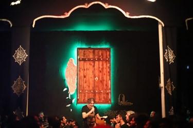 شب دوم فاطمیه - بندرعباس