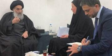 دفتر آیت الله سیستانی: دشمنان در کمین ملت مظلوم عراق نشستهاند