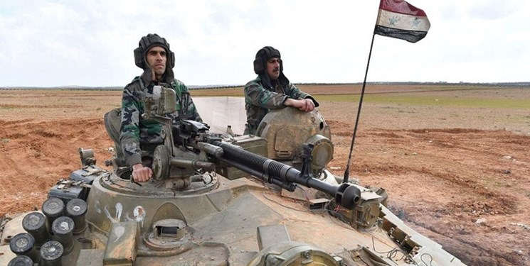 ارتش سوریه دو شهرک را در بزرگراه حلب-دمشق آزاد کرد