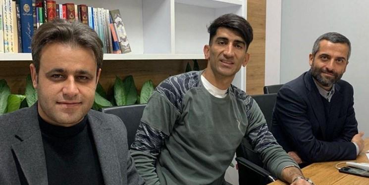 قرارداد بیرانوند با آنتورپ بلژیک امضا شد+عکس
