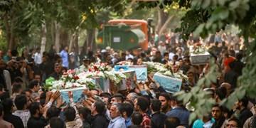 پیکر ۱۶۷ شهید تازه تفحص شده امروز وارد کشور میشود