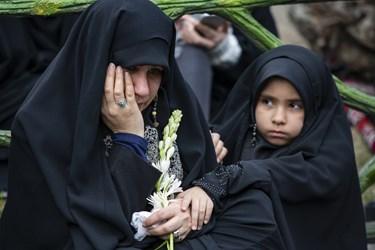 اجتماع هیئت های«عاشورای فاطمی»در میدان هفت تیر
