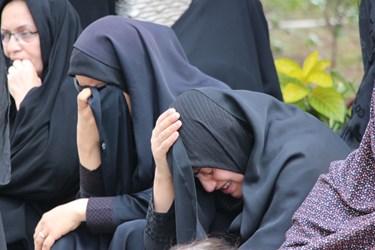 دسته روی روز شهادت حضرت زهرا  -  شرق بندرعباس