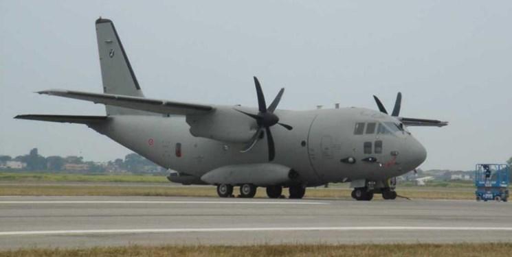 الفرات نیوز: یک فروند هواپیمای ترابری نظامی آمریکا در عراق سقوط کرد