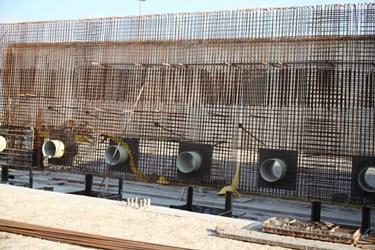 عکس| آبشیرینکن ۱۰۰ هزار مترمکعبی بندرعباس