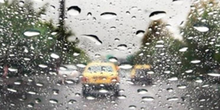 بارانی با طعم ترافیک و آب ماندگی