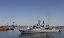 نیروی دریایی ترکیه، کشتی حامل تسلیحات را تا ساحل لیبی اسکورت کرد