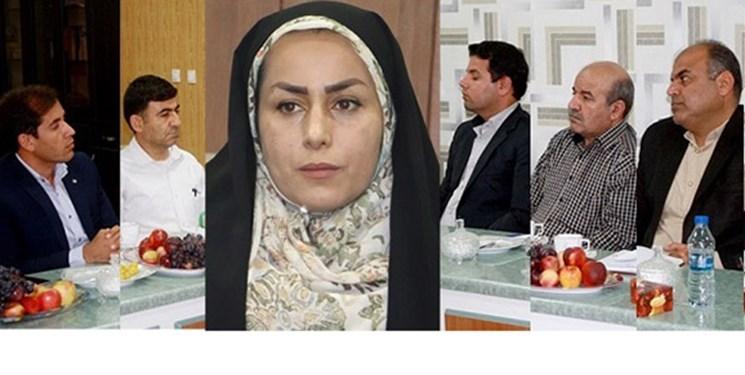 زد و خورد شدید اعضای شورا در حاشیه استیضاح شهردار آبپخش