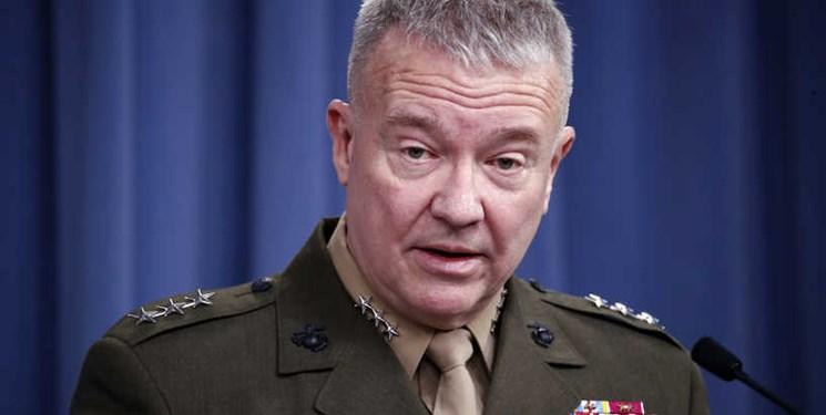 ژنرال آمریکایی: فشار حداکثری علیه ایران جنبه نظامی ندارد/جنگ نمیخواهیم