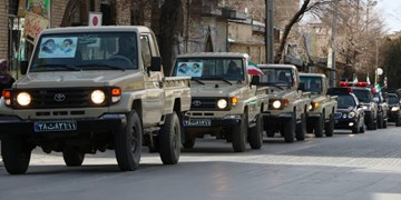 برگزاری رژه خودرویی بهمناسب سالروز ورود امام(ره) به کشور