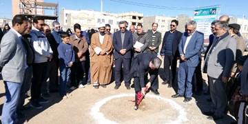 بیمارستان محلی شمال شهر بیرجند کلنگزنی شد/ وعده ۲ ساله برای افتتاح