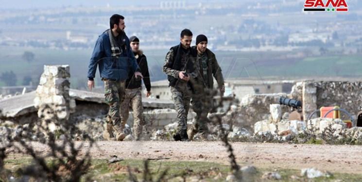 کشته شدن 5 نیروی ارتش سوریه در انفجار تروریستی در درعا