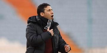 تارتار: فوتبال بدون هوادار بیمعناست/ هیچکس از هیئت مدیره باشگاه در ورزشگاه نبود