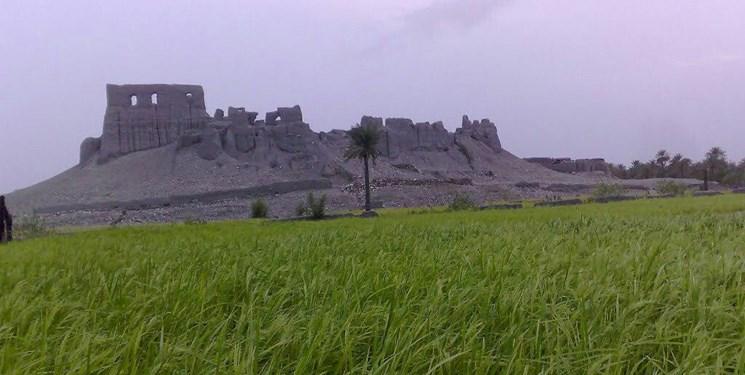 خسارت سیل به ۳۵ بنای تاریخی بلوچستان/ قلعه بنت نیکشهر ۵۰ درصد تخریب شد
