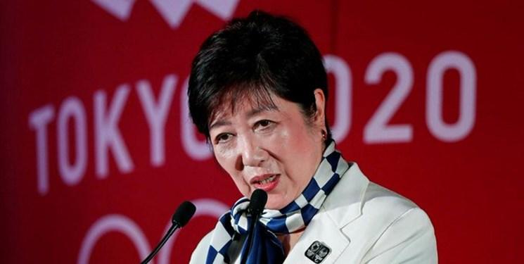 نگرانی فرماندار توکیو از شیوع ویروس کرونا در فاصله 6 ماه مانده به المپیک