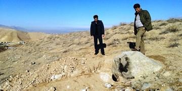 ۳ حفار غیرمجاز در روستای قرهخانبندی بجنورد دستگیر شدند